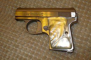 25 ACP Pistol